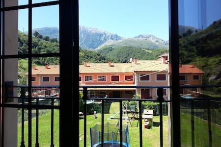 Moderno y acogedor en Picos Europa + Plaza garaje. - Arenas de Cabrales - Pis