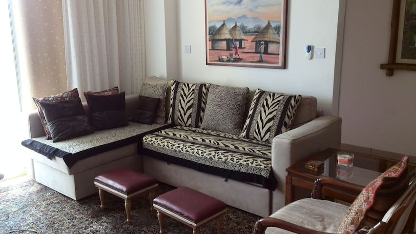 Bella 2 BedRoom Apartment - Larnaca - Larnaca - Appartement