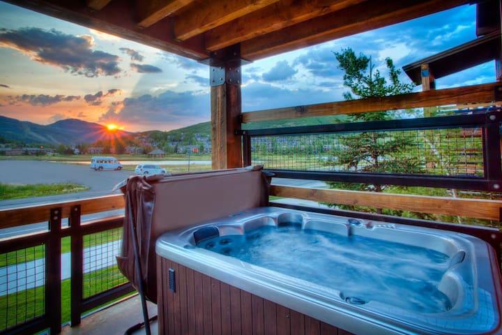 Silver Baron Lodge - Deer Valley Luxury 2BR Condo