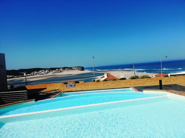 Panoramic ocean view- Ideal for Families w/kids - - Foz do Arelho - Apartmen