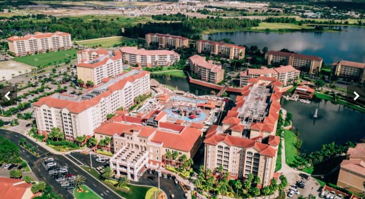 Apartment in Westgate Town Center Resort. Disney