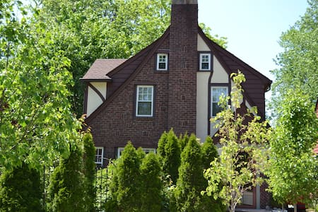 Old World Charm, Minutes from NYC - Teaneck - Σπίτι
