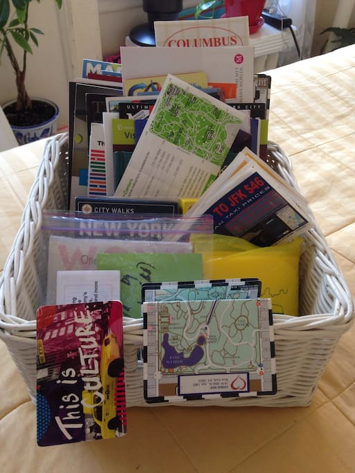 I provide lots of tourist information for a cheaper and more effective way to see NYC