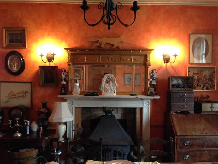 The Corner House - A Charming Late Georgian House