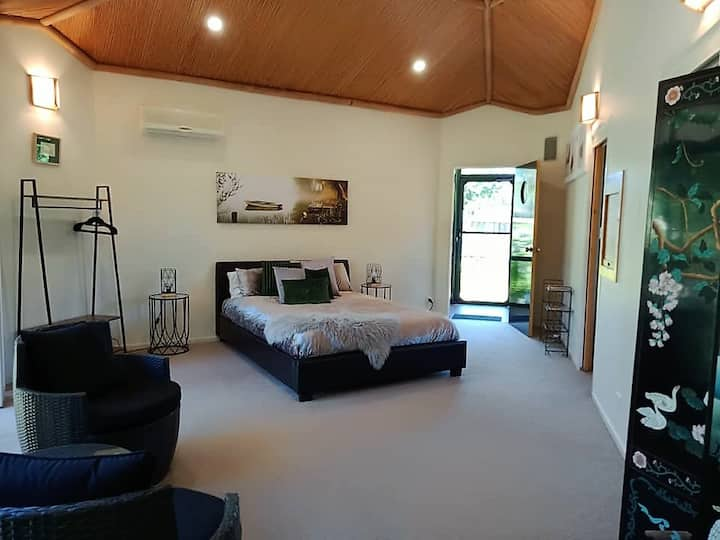 Garden Apartment, self contained, Hunter Valley