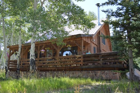 Mountain Home/Cabin So. West Colo. - Cimarron - Casa