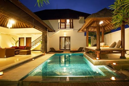 1 Bed Villa Canggu (9) - Północne Kuta - Willa