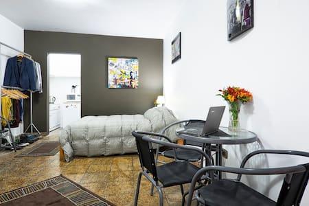 Barranco on a budget - 利马 - 公寓