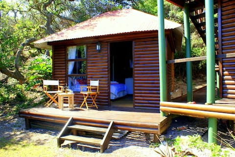 Periwinkle Cabin - perfect getaway for two.
