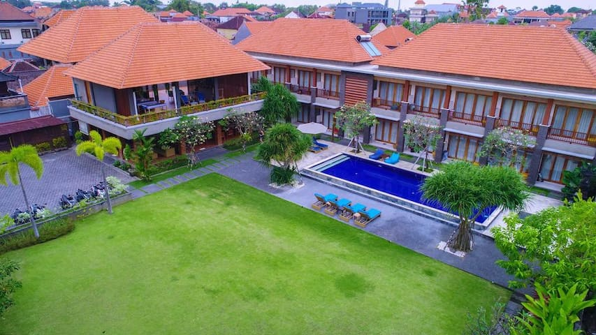 Peacefully Secret Hotel in Seminyak