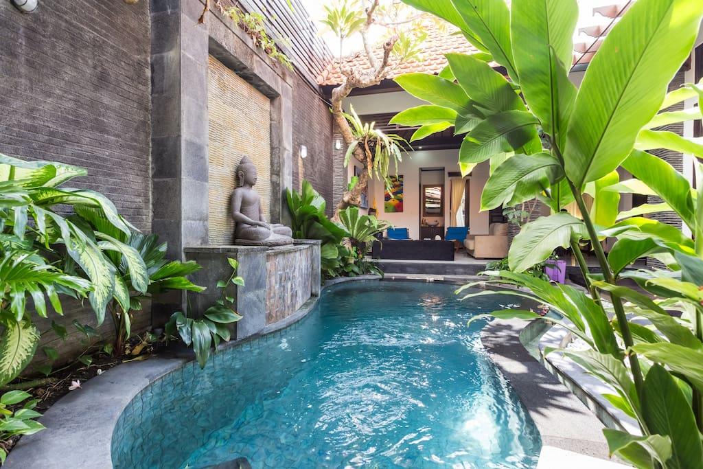 Villa Marjens, Seminyak area Bali