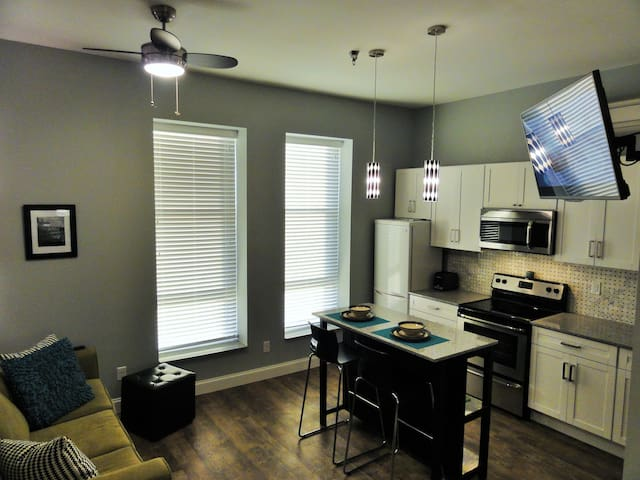 Wallerstein Studio Executive Apt - Paducah - Apartment