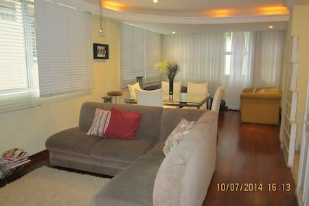 Perfect 3BD for your stay in BH - Belo Horizonte - Lägenhet