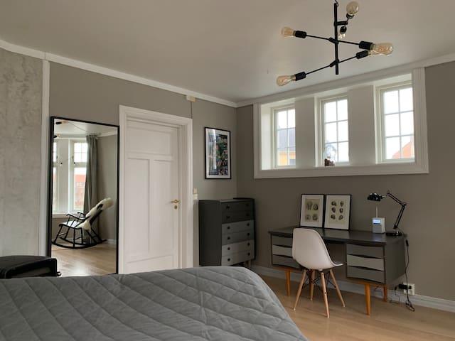 4-bedroom, cozy apartment in centre of Trondheim