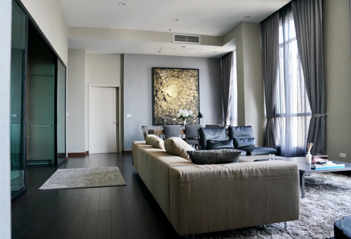 modern and new living space