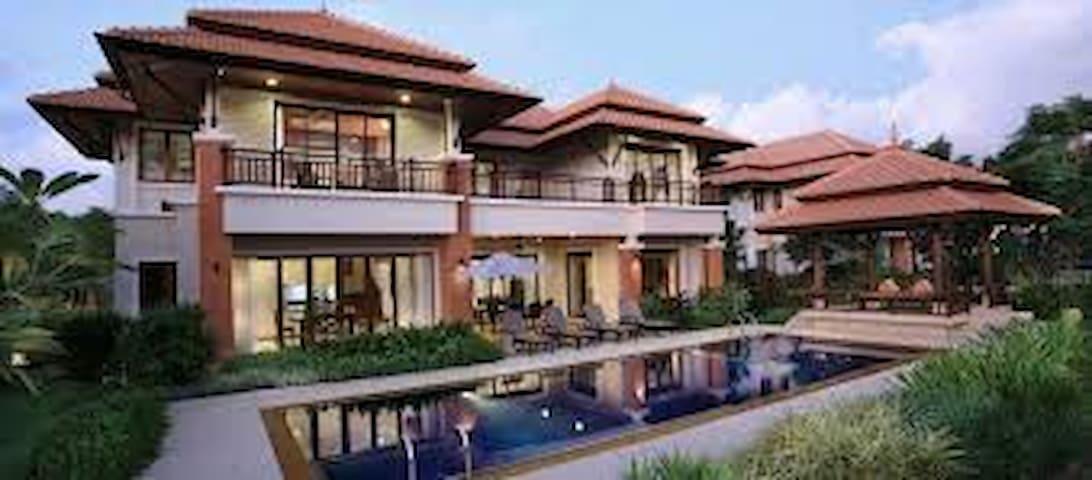PHUKET LAGUNA RESORT VILLA - Choeng Thale - House