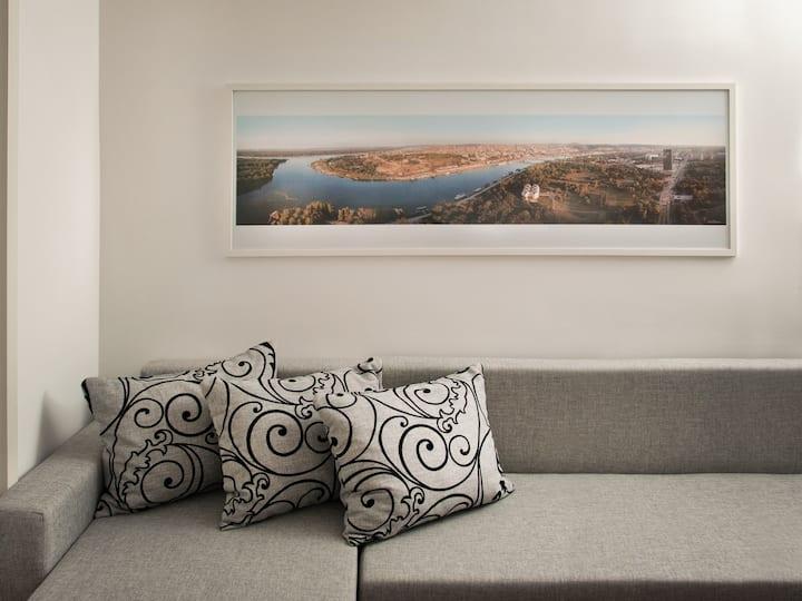 IVANA Apartment, BELVILLE, BELGRADE