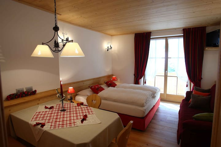 Marmolada Queen of Dolomites - Rocca Pietore - Appartement