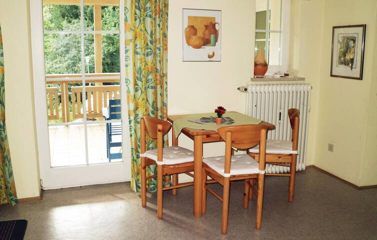 Holiday apartment with 1 room on 40 m² in Zwiesel