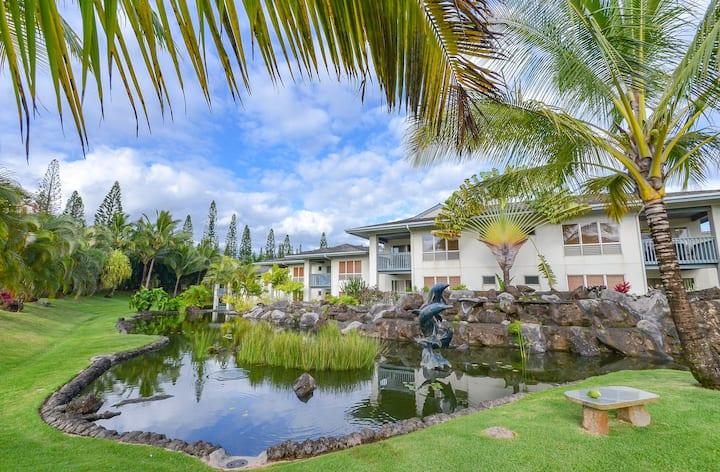 Wyndham Bali Hai Villas ~ 2B Deluxe Condo ~ Kauai