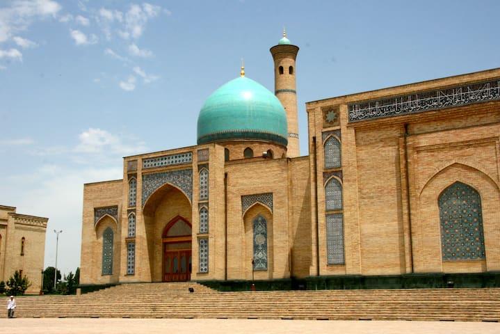 Near President route - Tashkent