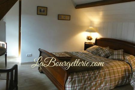 Bed & Breakfast -LaBourgetterie.com - Fontenay-sur-Mer - Bed & Breakfast
