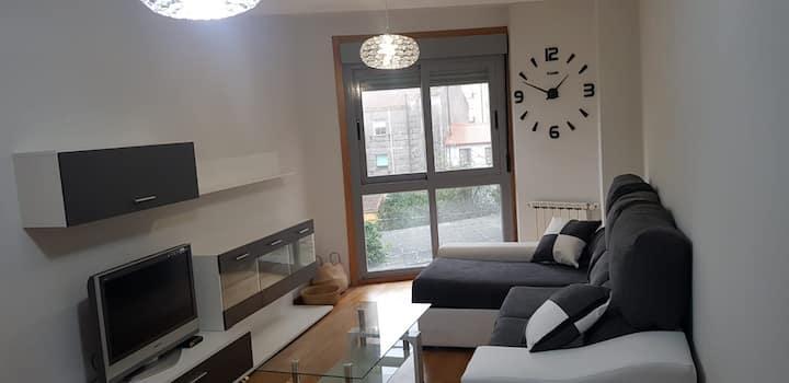 Maravilloso apartamento en Villagarcia de Arosa