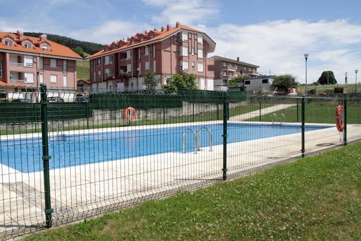 MODERNO PISO CERCA DE LA PLAYA II - Meruelo  - Apartmen