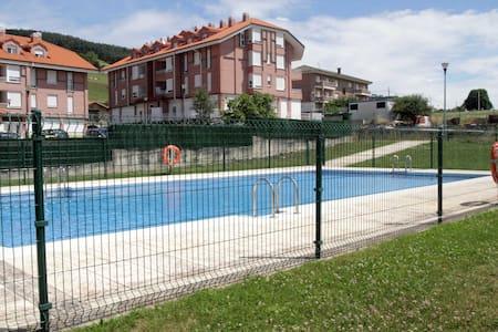 MODERNO PISO CERCA DE LA PLAYA II - Meruelo  - Apartament