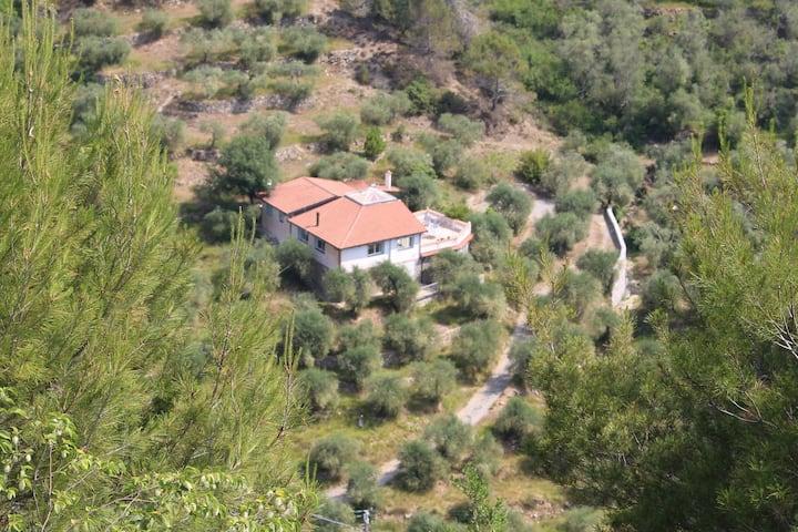 Italiaanse Riviera luxe landhuis