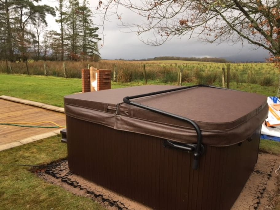 Swimming Pool Suana Snooker Hot Tub Cinema Room Holiday Homes For Rent In Croftamie Scotland