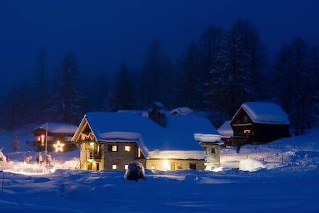 La Rossa Suite - Alpe Devero - BACENO - Casa de campo