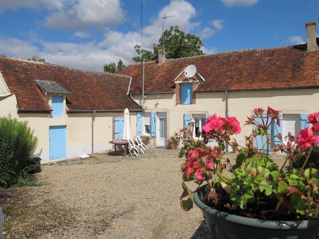 Charmante maison Berrichonne  - Reuilly - Rumah