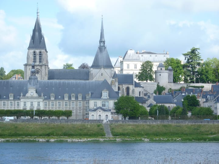 Appartement  2 personnes à Blois