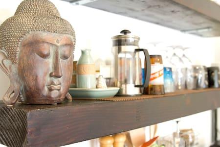 Cozy 2 BD & 1 Bath Cottage at Vland - MAY SPECIAL! - 哈雷伊瓦 - 旅舍