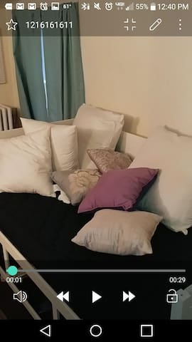 Furnished room in Mount Vernon w/ shared bathroom