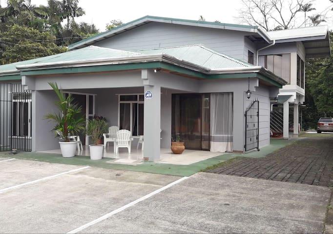 Burio Front House