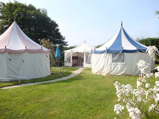 Belle Tents Camping - Camp 2 - Davidstow - Tent