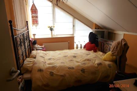 mooie bovenkamer in een ruim huis - Goirle - Wikt i opierunek