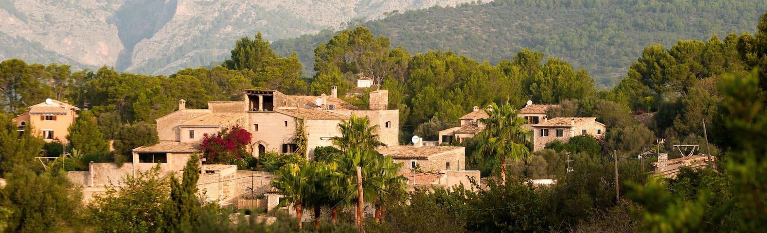 Habitación doble en una casa típica de Mallorca-2