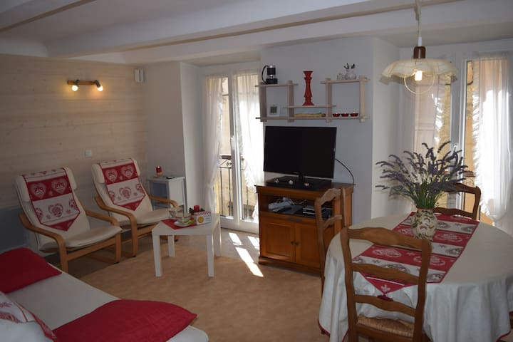 Appartement à Colmars les alpes - Val d'Allos - Colmars - Apartament