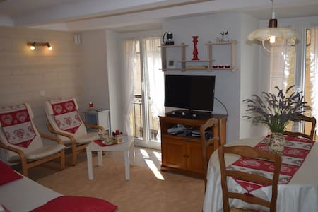 Appartement à Colmars les alpes - Val d'Allos - Colmars - Apartment
