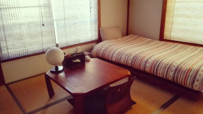 ★2min Sta★Solo Traveler★long-term stay discount - Kanagawa-ku, Yokohama-shi - Departamento