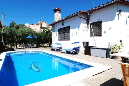 Bonita casa con piscina privada ideal familias - Tordera - Дом