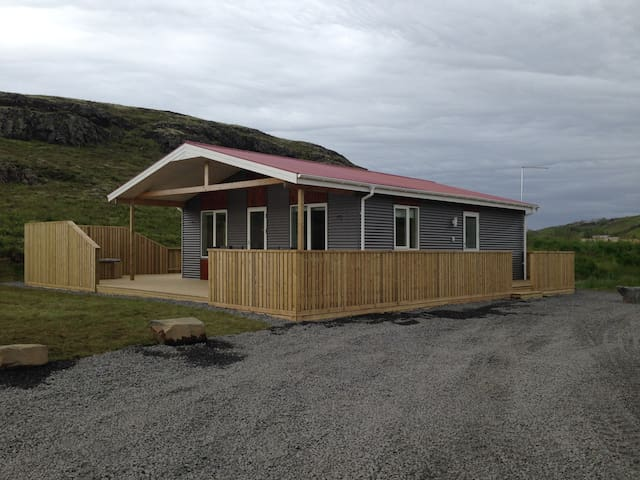 Cabin in the middle of the Golden Circle #2