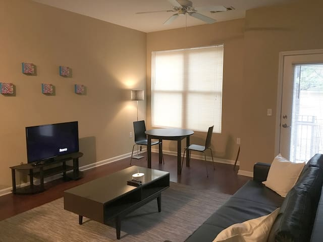1BR Condo Downtown Atlanta in Gated Community - Atlanta - Appartement en résidence