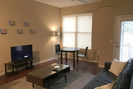 1BR Condo Downtown Atlanta in Gated Community - Ατλάντα