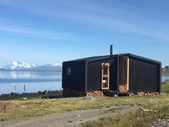 John´s Cabin with a View