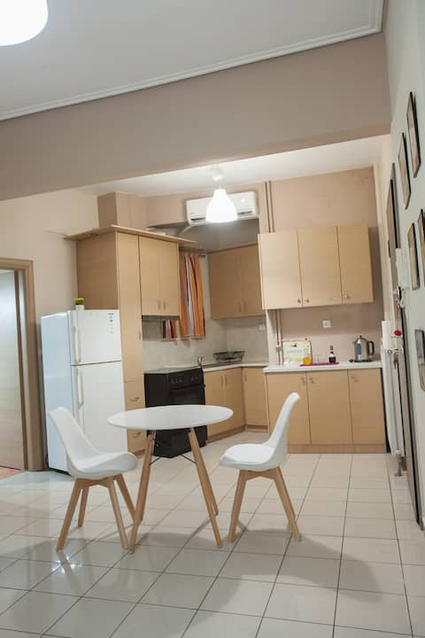 Vana's Appartment Trikala DownTown