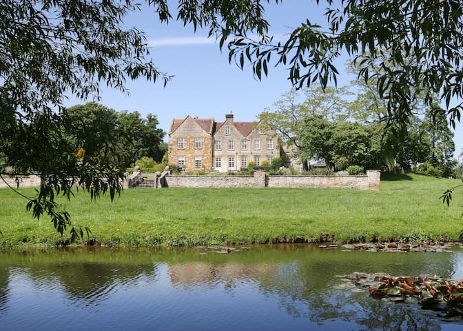 Talton House; historic house and gardens - Newbold on Stour - Haus